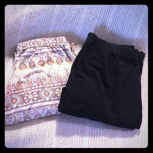 Ann Taylor Factory Pants - TWO PAIRS OF LEGGINGS